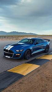 2020 Ford Shelby GT500 Roars Into Detroit With DCT, No HP Specs
