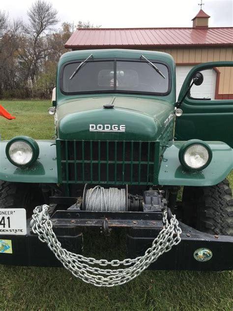 dodge power wagon station wagon  sale   cars