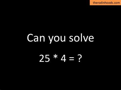 Can You Solve This Entrepreneur Problem