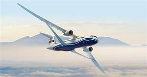 Boeing unveils new version of radical wing design ...