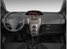Image 2009 Toyota Yaris 3dr HB Auto S Natl Dashboard