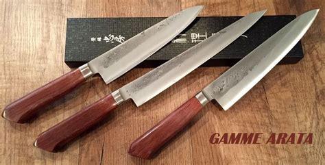 couteaux cuisine japonais couteaux de cuisine japonais tadafusa