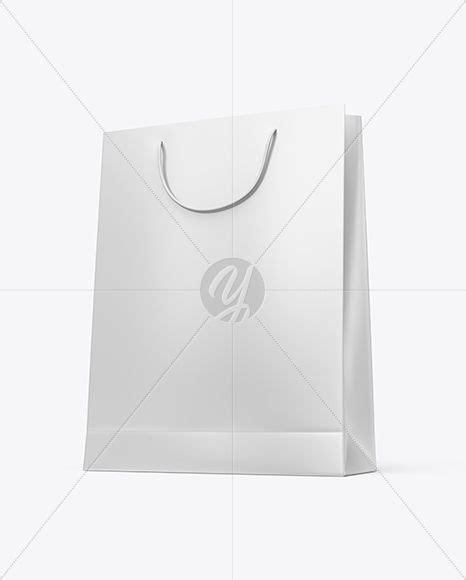 Phone mockup bag mockup imac apple free mockup templates how to make logo free graphics free design shopping bag macbook. Matte Paper Shopping Bag Mockup - Half Side View (Hero ...