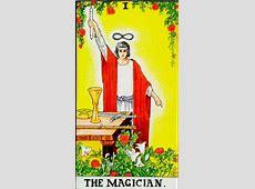 The Magician – Major Arcana Tarot Card Meaning, according