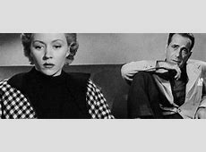 In a Lonely Place Movie Review 1950 Roger Ebert