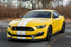 2017 Ford Mustang Shelby GT350 In Yellow Up For Auction