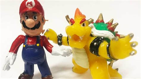horrible bootleg nintendo toys  smell  gasoline