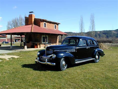 1939 Chrysler Imperial by Carlos Gimeno S 1939 Chrysler Imperial In Spain