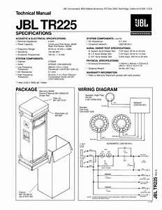 Download Free Pdf For Jbl L1 Speaker Manual