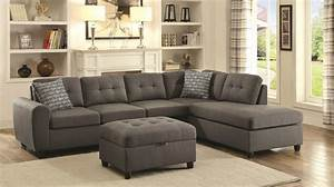 stonenesse grey fabric sectional sofa steal a sofa With grey sectional sofa los angeles