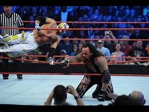 WWE - Undertaker Vs. Rey Mysterio Highlights - Royal ...