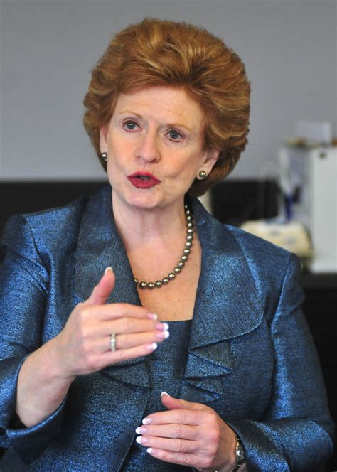 Sen. Debbie Stabenow comments on Michigan lottery winners ...