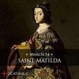 Saint of the Day - March 14 - St Matilda of Ringelheim c ...