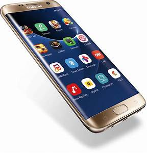 Galaxy S7 Edge Mockup transparent PNG - StickPNG