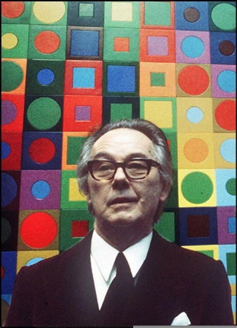 david dangerous victor vasarely paintings