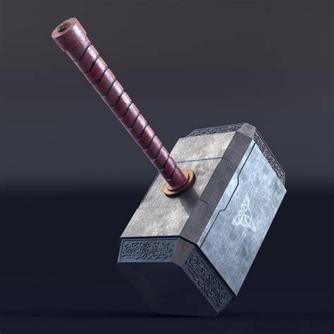 thor hammer max