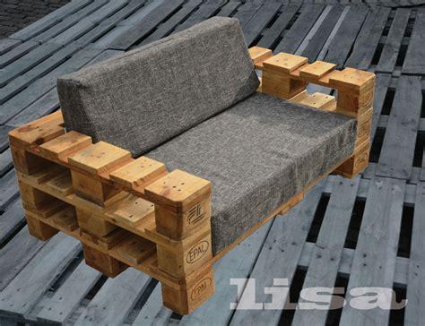 Palettenmöbel Garten Lounge by Lounge Gartenm 246 Bel 2 Sitzer Palettenm 246 Bel Terrasse