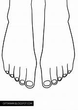Coloring Toe Nails Nail Nele Printable Taeaellae Korkealaatuinen Kuvatiedosto Feet sketch template