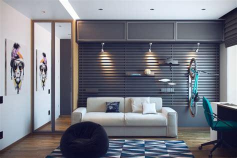 chambre moderne pour ado 6 chambres que votre adolescent va adorer