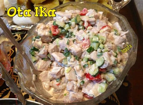 cuisine ika 17 best images about polynesian food tongan food on