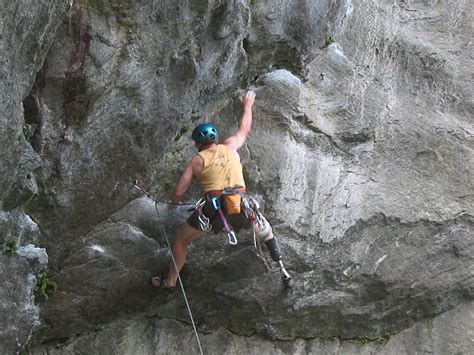 File Rock Climbing Prosthetic Leg Wikimedia Commons