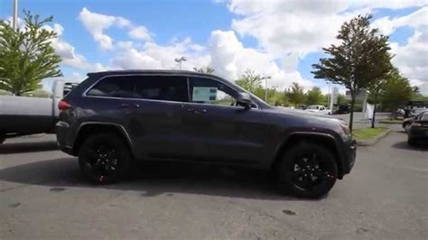 jeep grand cherokee gray 2014 jeep grand cherokee altitude gray ec479401