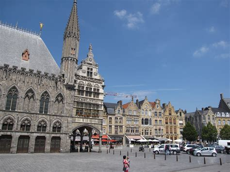 chambre de commerce belfort ypres town in belgium thousand wonders