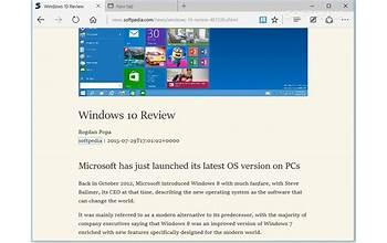 Microsoft Edge screenshot #0