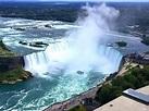 [OS] Niagara Falls, Ontario (horseshoe falls). Taken from ...