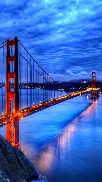 Gate Bridge Golden Mobile Wallpapers Francisco San