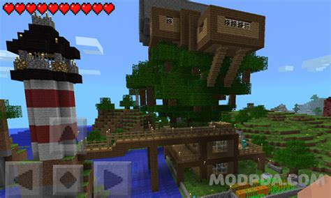 minecraft pocket edition hack mod version for android