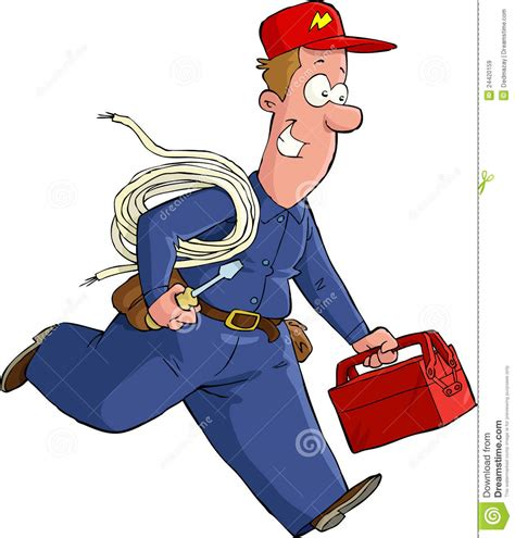 electrician royalty  stock images image