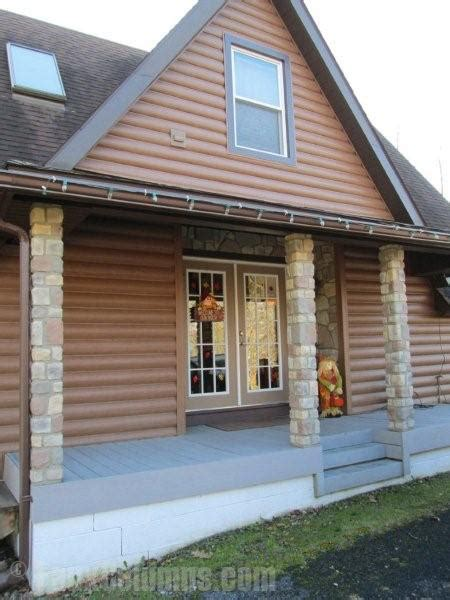 Rock Columns Porch by Porch Column Ideas Accentuate Your Home S Front Exterior