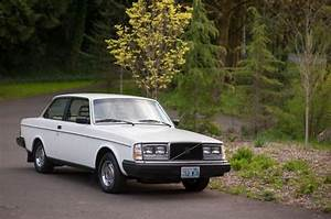 Find Used 1983 Volvo 242 Dl Near Perfect Condition  White