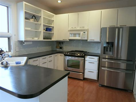 Remodelaholic  Diy Painted Countertop Reviews. 16 Gauge Kitchen Sink Undermount. How To Paint Kitchen Sink. Kitchen Sink Covers. Wood Valance Over Kitchen Sink. Undermount Stainless Kitchen Sinks. How To Install Water Filter Under Kitchen Sink. Kitchen Sinks And Taps. Kitchen Sink Water Dispenser