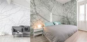 Wall design ideas and tendencies: Wallpaper trends 2018