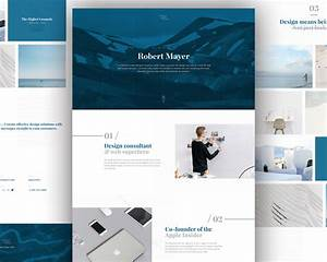 download free personal website template free psd at With free personal website templates