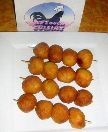 aftouch cuisine pommes dauphine recette aftouch cuisine