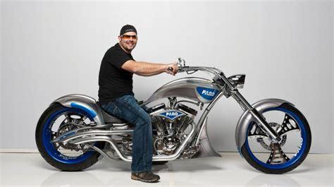 Faro Bike By Paul Teutul Jr And Paul Jr Designs