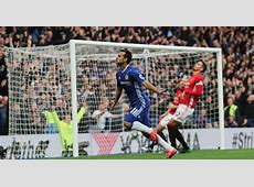 Chelsea 40 Manchester United live score and goal updates