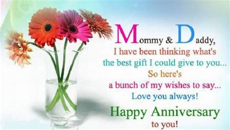 happy anniversary wishes  parents  quotes images