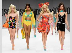 Moschino by Jeremy Scott SpringSummer 2015 Collection