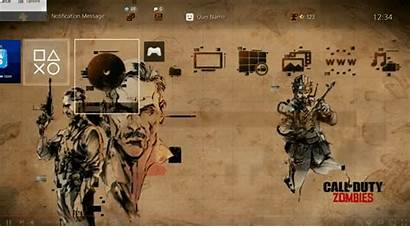 Duty Metal Gear Zombies Call Ops Chronicles