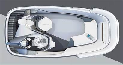 Interior Sketch Interiors Sketches Concept Industrial Behance