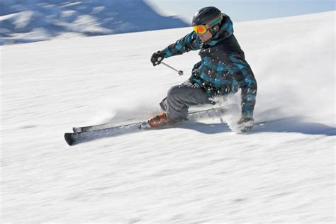 What's the Average Speed of a Downhill Skier?