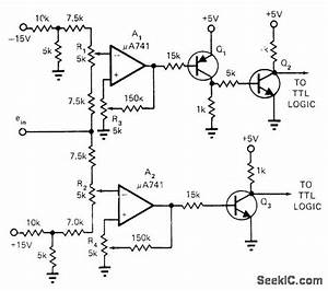 Window Detector 1 - Basic Circuit