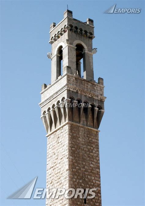 Italian Hospital Bell Tower, Jerusalem  239459 Emporis