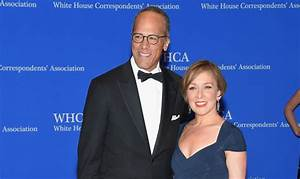 NBC's Lester Holt and wife Carol Hagen on the verge of ...