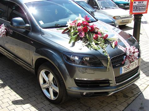 idã es mariage wedding planner comment décorer une voiture de mariage