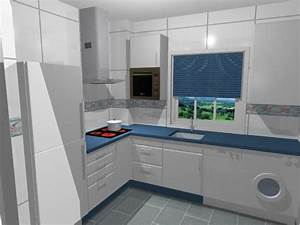 Well designed very small kitchen design decobizzcom for Interior designs of small kitchens